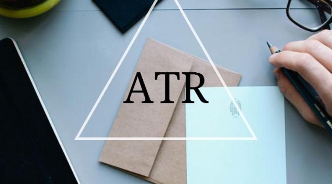volatilité et average true range (ATR)
