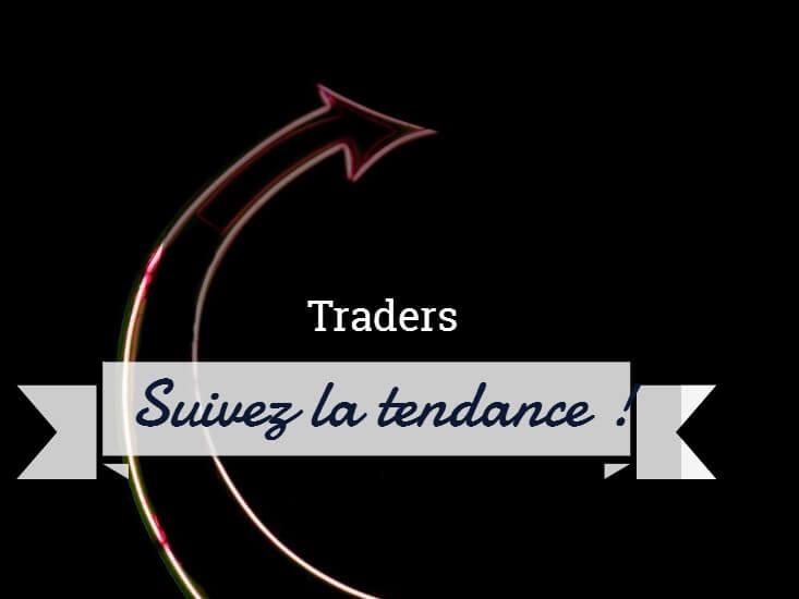 Trading forex : suivez la tendance!