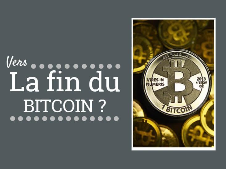 Le bitcoin va-t-il disparaître?