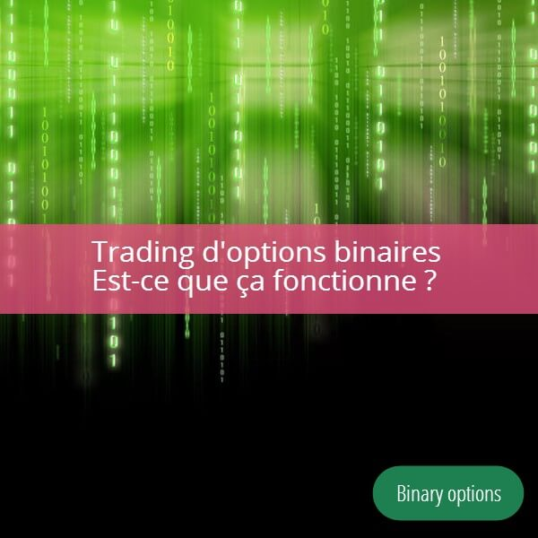 Trading d option binaire