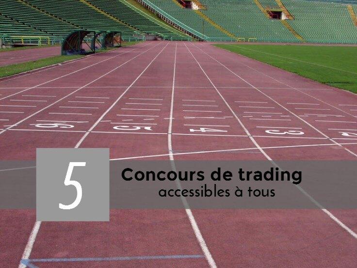 Concours de trading